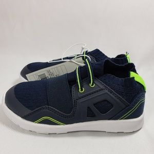 Boys Navy Cat and Jack Tovah Sneaker